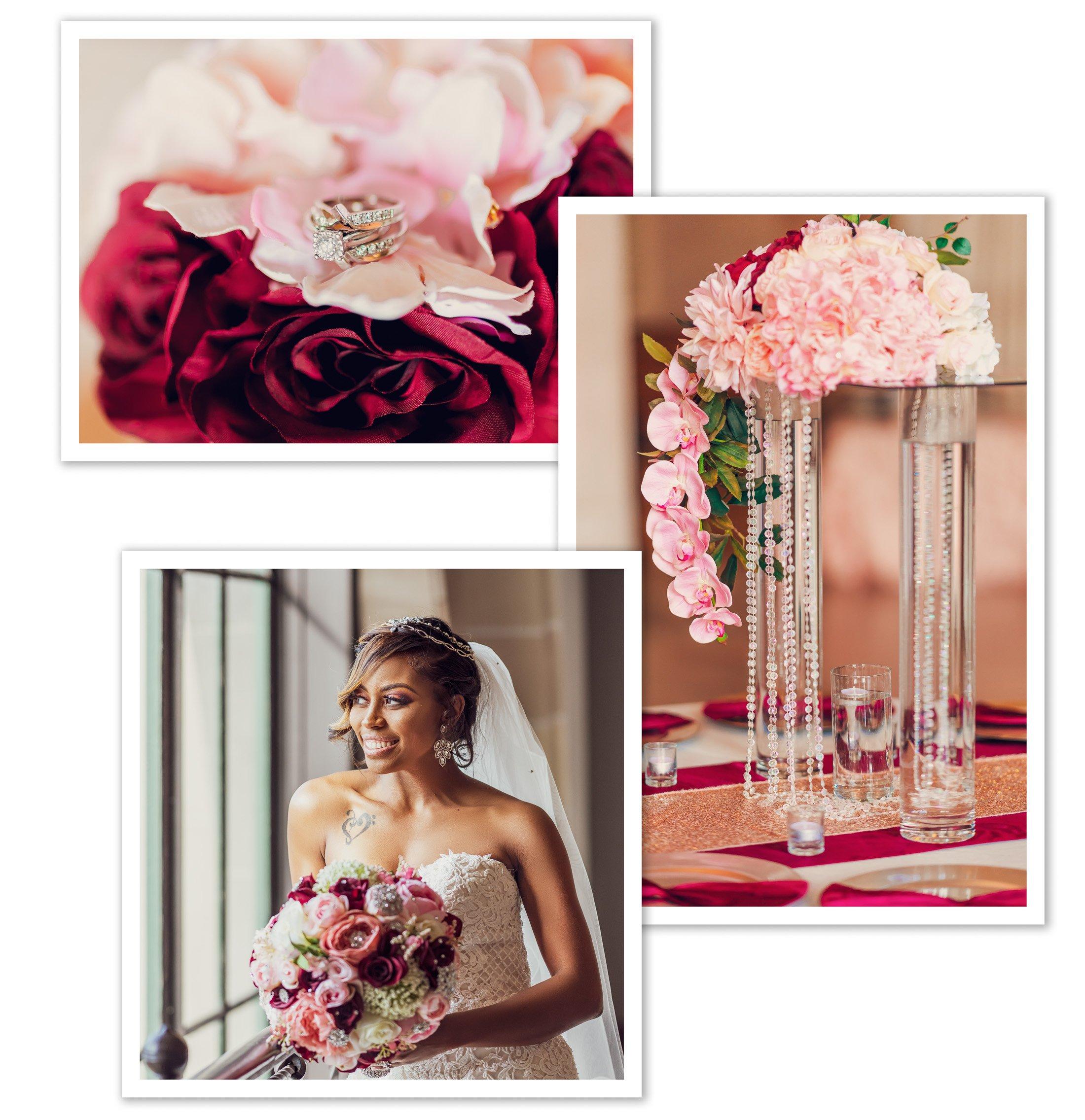 Wedding Photography Collage