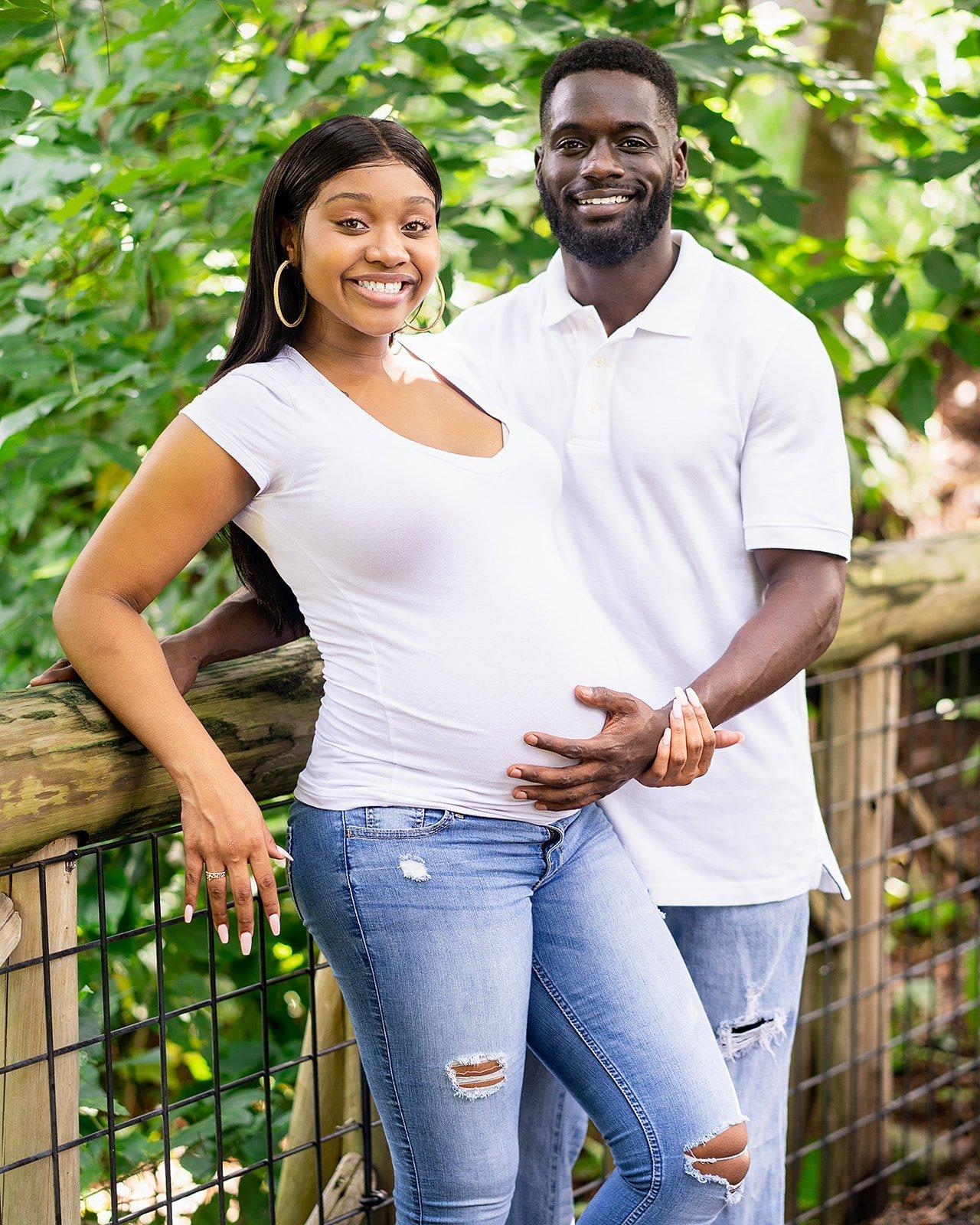 Justyce Maternity Shoot
