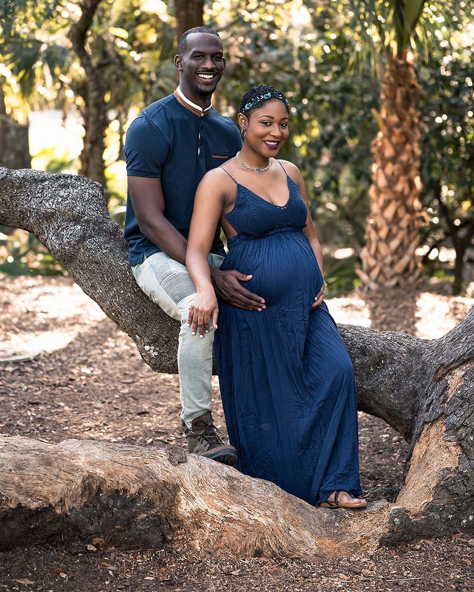 Britnee Maternity Shoot
