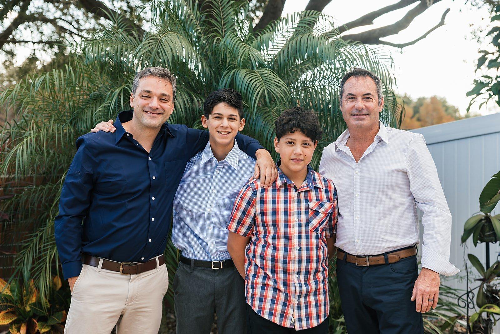 Dubocq Family Portraits