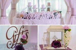 Flower arrangements for Orlando Wedding