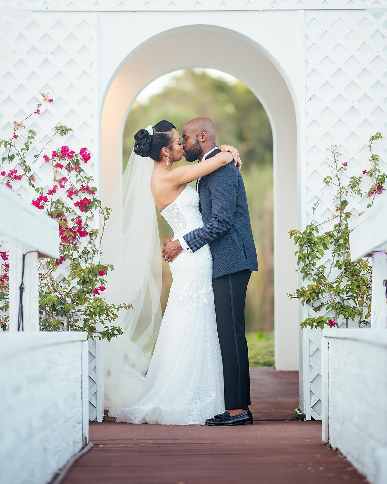 Brandi & Reggie Wedding Photos