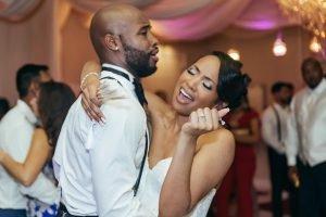 Orlando Couple Wedding Reception