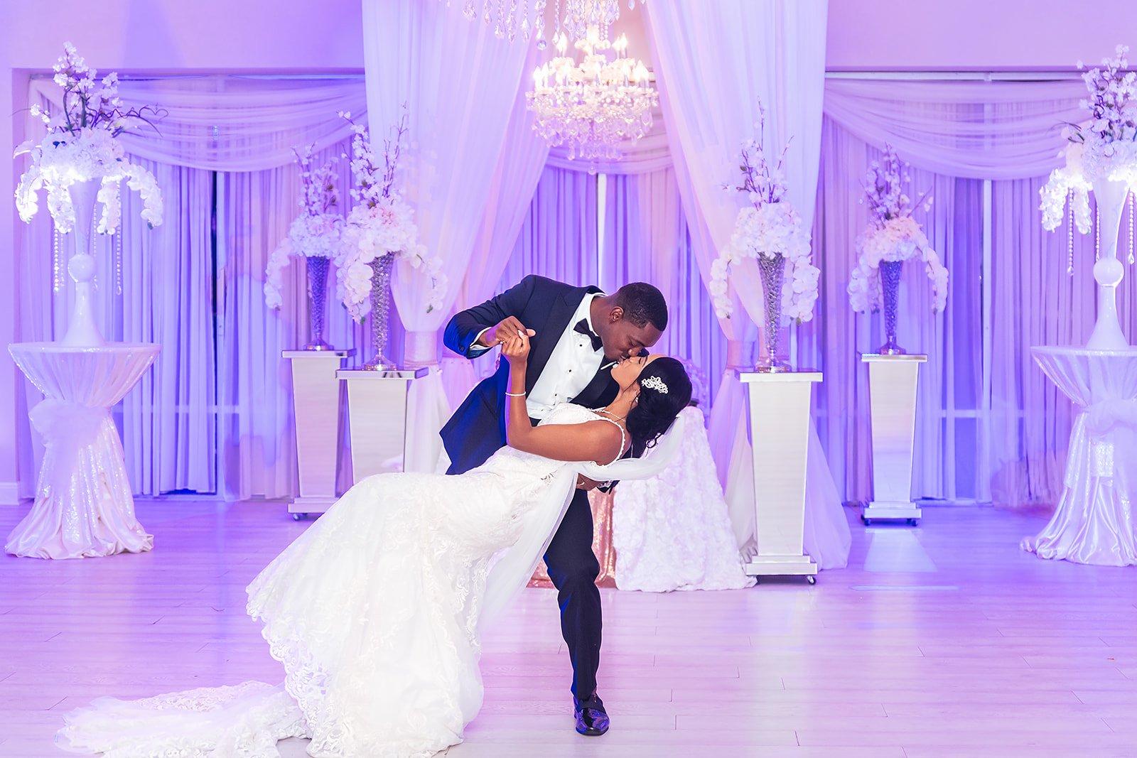 Ashley & Tavin Wedding