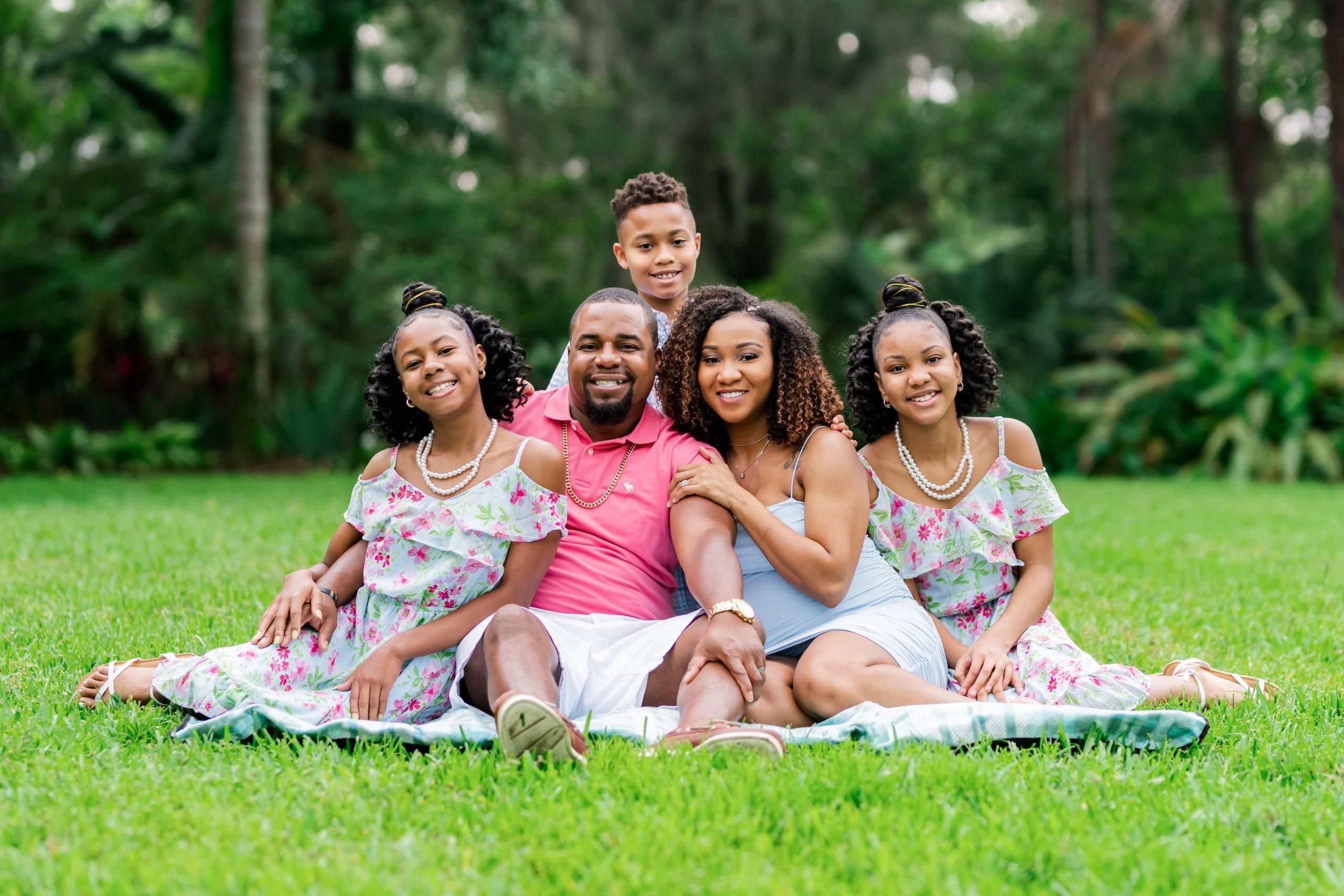 Fuller Spring Family Photos