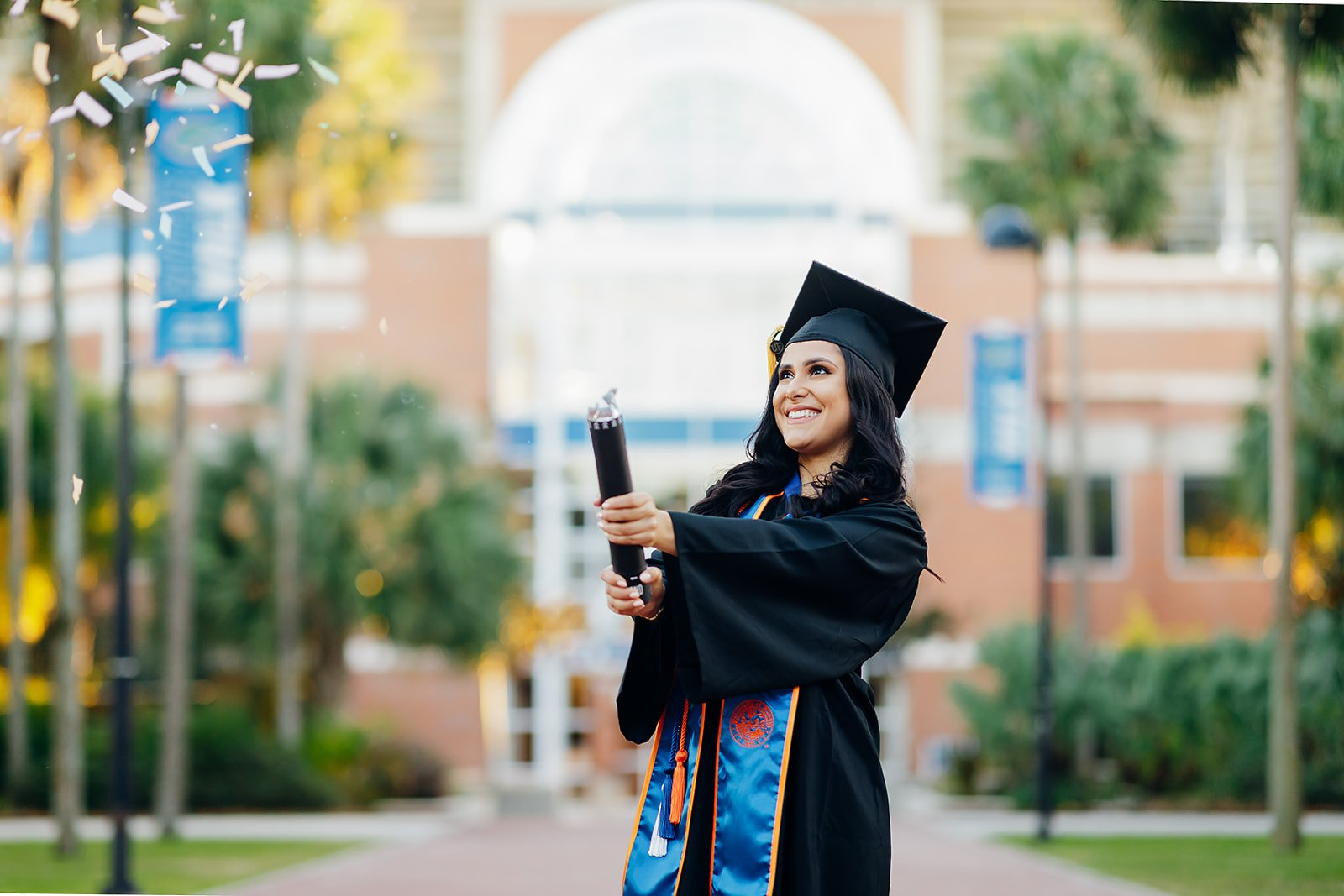 Melissa Arencibia – Graduation Session